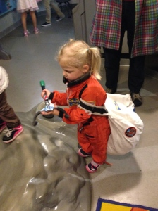 Getting mileage out of our Museum of Nature & Science membership