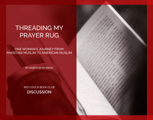 Threading My Prayer Rug Discussion Annie Rim